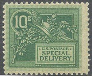 US Scott #E7 Mint, F, NH