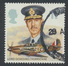 Great Britain SG 1336 - Used - RAF Aircraft