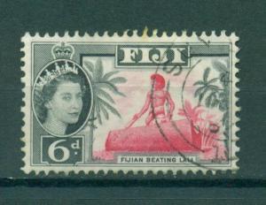 Fiji sc# 168 used cat value $.25
