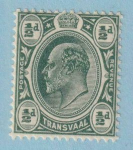 TRANSVAAL 281  MINT NEVER HINGED OG ** NO FAULTS EXTRA FINE!