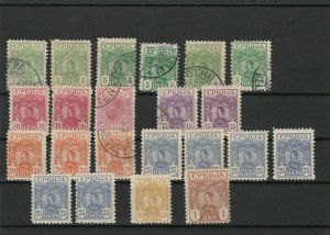 Serbia 1901 Stamps  Ref 29688