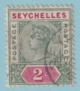 SEYCHELLES 1a  USED - NO FAULTS VERY FINE!
