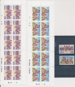 Armenia stamp Europa CEPT: National Holidays set+mini-sheet pair MNH WS115169