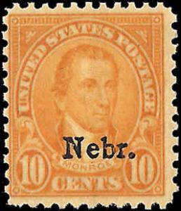 679 Mint,OG,NH... SCV $180.00