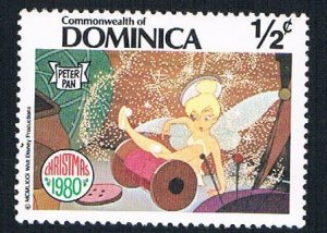 Dominica Disney half cent - pickastamp (AP104107)