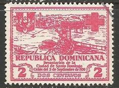 Dominican Republic RA2 VFU Y824-3
