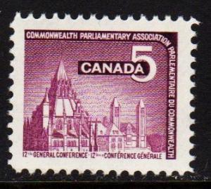 Canada - #450 Parlimentary Library Ottawa  - MNH
