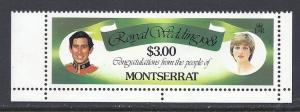 Montserrat #468 MNH  CV$2.40