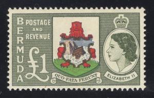 Bermuda #162 - Unused - O.G.