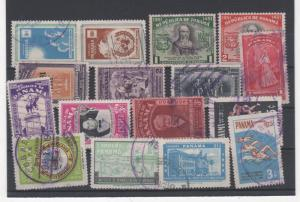 PANAMA STAMPS SHOW DEALER CLOSEOUT LOT 525 0917