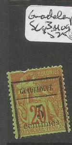 Guadeloupe SC 3 MOG (5csn)