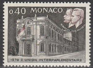 Monaco #752 MNH  (S1447)