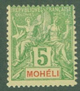 R82-0003 MOHELI 4 MH SCV $4.25 BIN $2.00