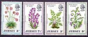 Jersey. 1972. 61-64. Flowers. MLH.
