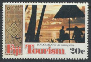 Fiji SG 601 SC# 431  MNH Tourism  see scan