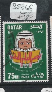 QATAR (PP2403B)  SG  365   VFU