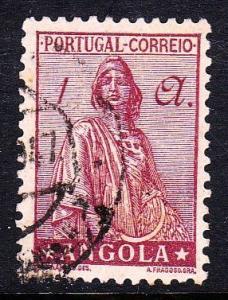 Angola 257 - used