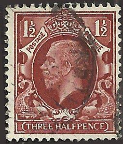 Great Britain - 212 - Used - SCV-0.45