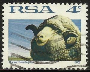 South Africa 1972 Scott# 371 Used