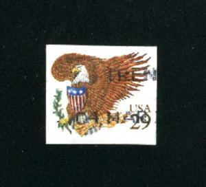 USA #2595   used  1992-94 PD .08