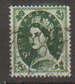 Great Britain SG 617c Used phosphor issue