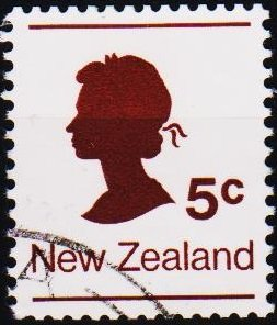 New Zealand. 1978 5c S.G.1172 Fine Used