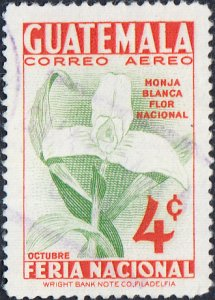 Guatemala #C189 Used