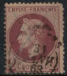 France #30 thin  CV $25.00