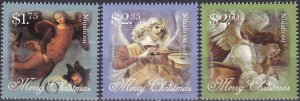 Tonga Niuafo'ou #315-7  MNH CV $6.50 (Z9534)