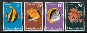 TOKELAU 1975 FISH