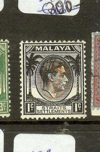 MALAYA JAPANESE OCCUPATION PENANG ITCHIBURI (P1912B) 1C  SGJ69 MOG