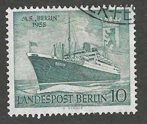 Germany Berlin 9N113  Used