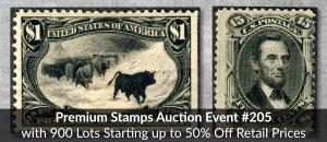 Premium Auction Event #205