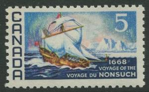 STAMP STATION PERTH Canada #482 The Nonsuch 1968 MNH CV$0.25