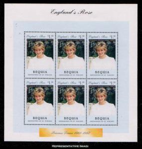 Saint Vincent Grenadines Bequia Scott 301 Mint never hinged.