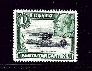 Kenya UT 54 MHR 1935 issue