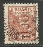 BRAZIL 516 VFU O474-3