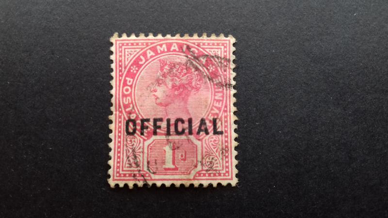Jamaica Queen Victoria  Used