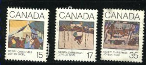 Can #870-72   -1     used VF 1980 PD