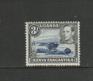 KUT 1938/54 3/- MM P13 x 12.5 MM SG 147ac