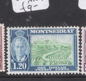 Montserrat SG 133 MOG (10dly)