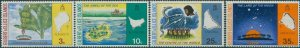 Gilbert & Ellice Islands 1973 SG213-216 Legends of Island Names set MNH
