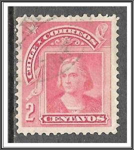 Chile #69 Columbus Used
