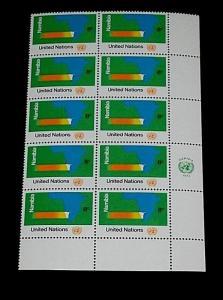 U.N. 1973, NEW YORK #240, NAMIBIA. INSC. BLK/10, NICE!! LQQK!!