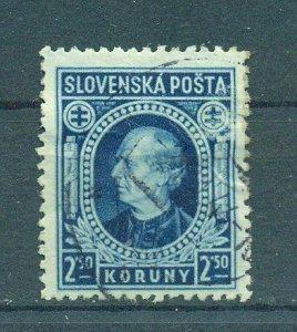 Slovakia sc# 32 (3) used cat value $.30