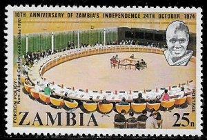 Zambia #125 MNH Stamp - Conference