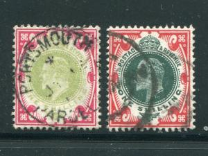 Great Britain  SG 257,.313  used VF
