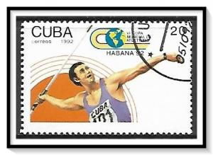 Caribbean #3458 Track & Field Cup CTO