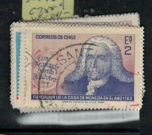 Chile SC 373-4, C288-9 VFU (8exv)