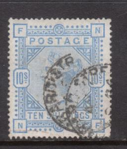 Great Britain #109 VF Used